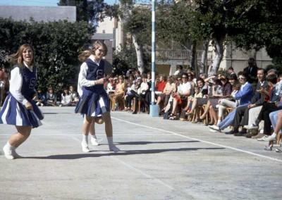 1966 Cheerleaders