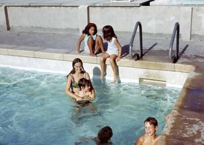 1972 Carolyn Pollock's Class - Swimming