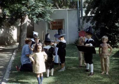 1972 Carolyn Pollock's Class - Thanksgiving