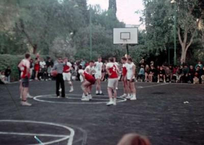 Basketball at Maadi