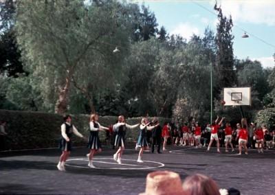 Cheerleaders, Becky, Michel