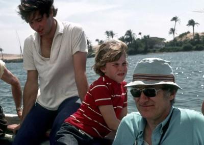 George on the Nile