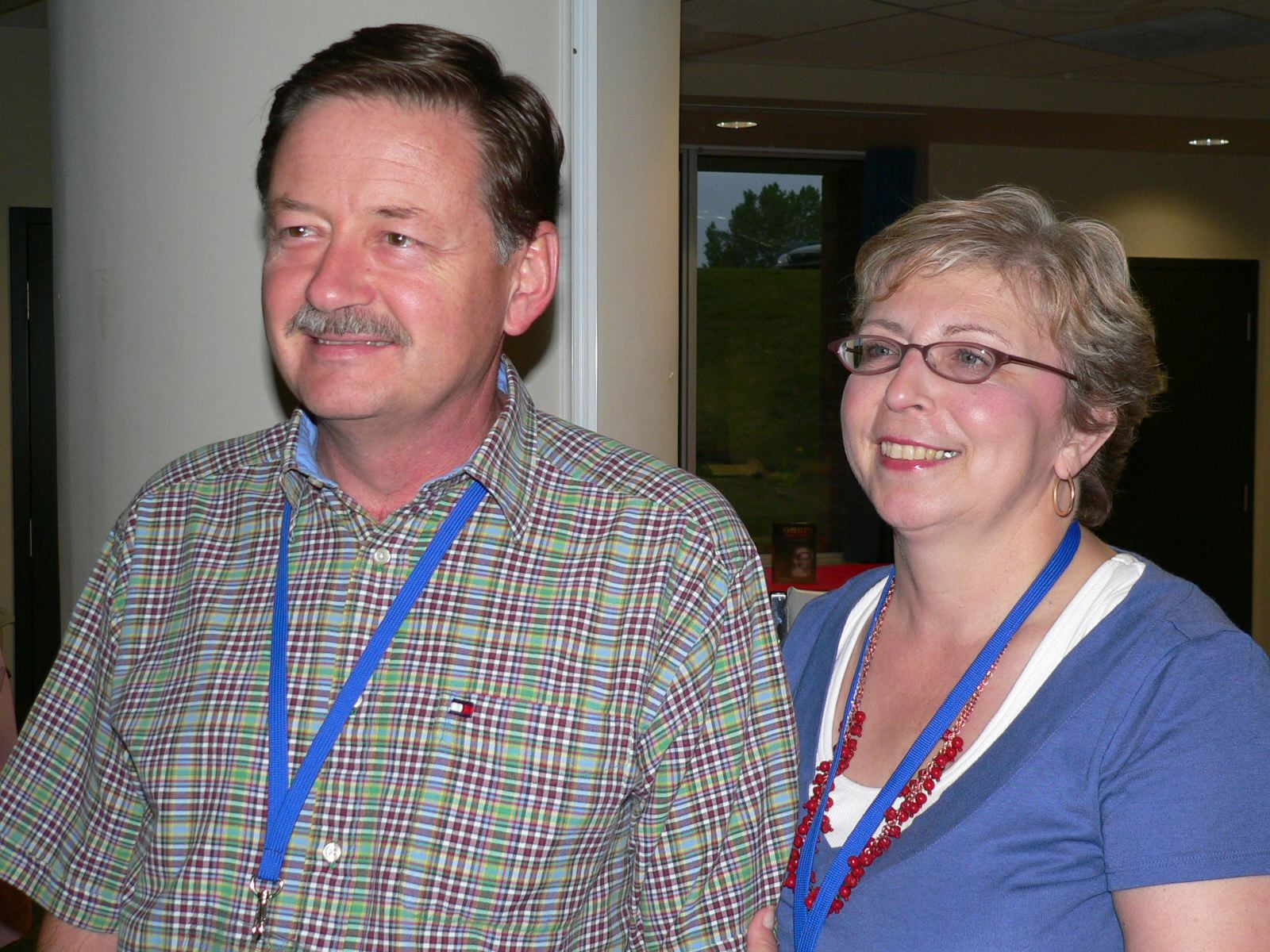 Kenny and Betty Lou Cooke