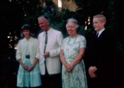 McBrides, Debbie ? and Philip Dorr