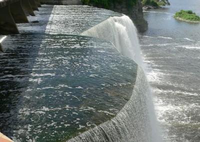 Ottawa Rideau Falls 2