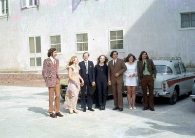 Bane Prica ?, Jessica Wylie, Randy Clark, Jenny Hill, Jacques Doucas, Sarah Meloy, Steve Churchill - 1971 or 1972