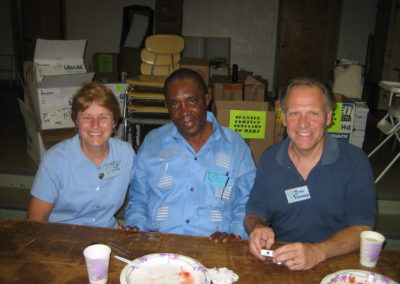 Carolyn, Max Dennis, Bill Pollock