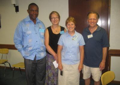 Max Dennis,, GinnyWatkins,, Carolyn Kraft Pollock, Bill Pollock Class olf '66