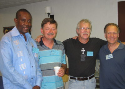 Max Dennis,, Kenny Cooke, George Reed, Bill Pollock