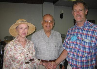 Pearl & Sawfat Habashi, Gib MeGill