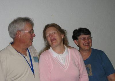 Ron Walaters, Debby Jamison, Janie Walters