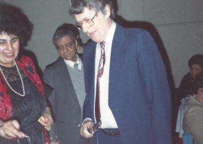 37 - Birthday Party for George, Schutz American School - 2-14-1990