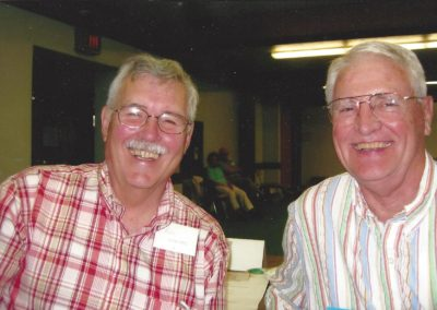 Ron Walters, Larry Pattee