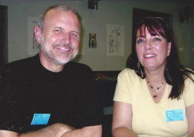 Ed Nicholas, Ann,
