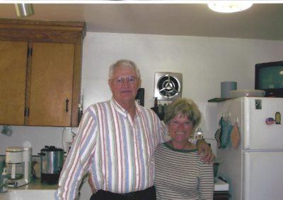 Larry Potter, Gloria Stultz