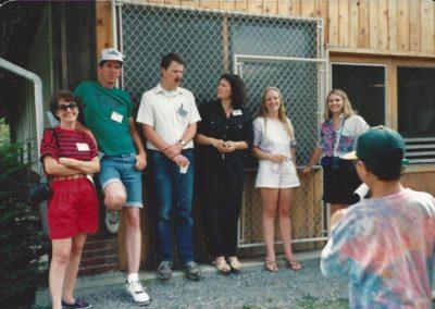 Susan Slaughter, Bill Slaughter, John Meloy, Jane Meloy, Ginny Pollock, Kathy Winkler