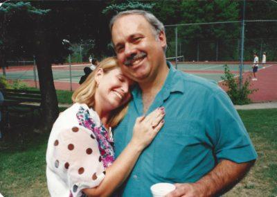 Kathy Winkler, Len Millison