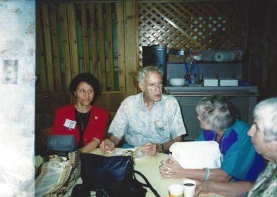 Edna Mae Holy, Willis McGil, Eunice Nasri, Joan Murdock