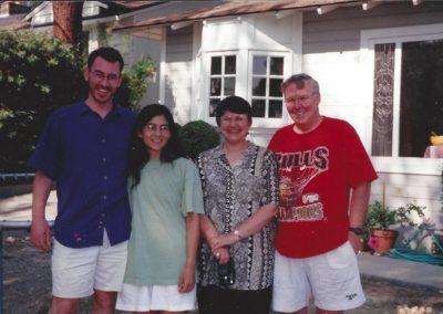 Greg, Amy, Janie, Ron Walters