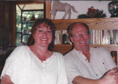 Becky Hohman & Tom Vance