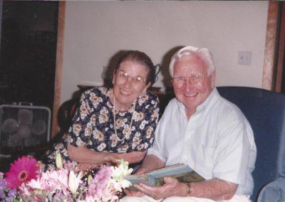 Clare & George Wartenberg