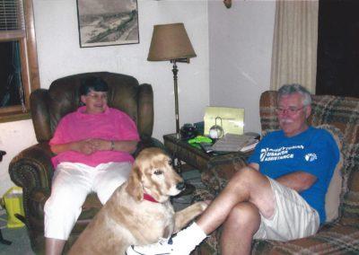 Janie & Ron Walters, Stultz Farm