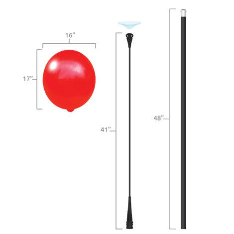 BalloonBobber Long Pole Kit Spec 2