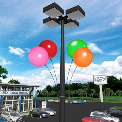 Dura Light Pole Kit