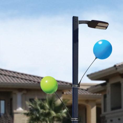 BalloonBobber Light Pole Kit