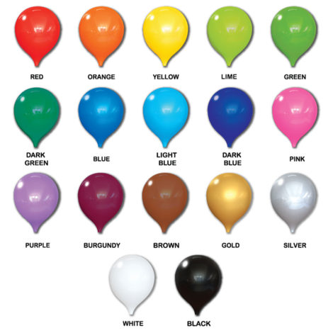 Perma Shine Colors 12