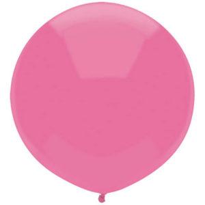 Helium Balloon Pink