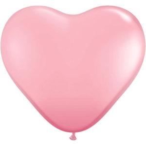 Helium Balloon Pink Heart