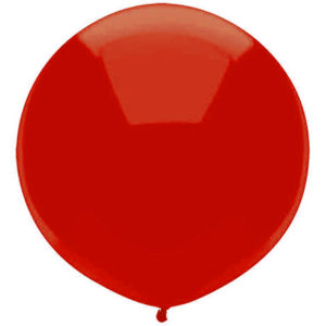 Helium Balloon Red