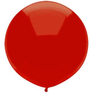 Helium Balloon Red Giant