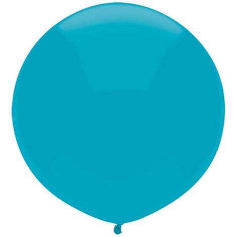 Helium Balloon Teal
