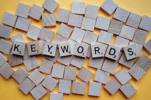Amazon Sponsored Products Keywords