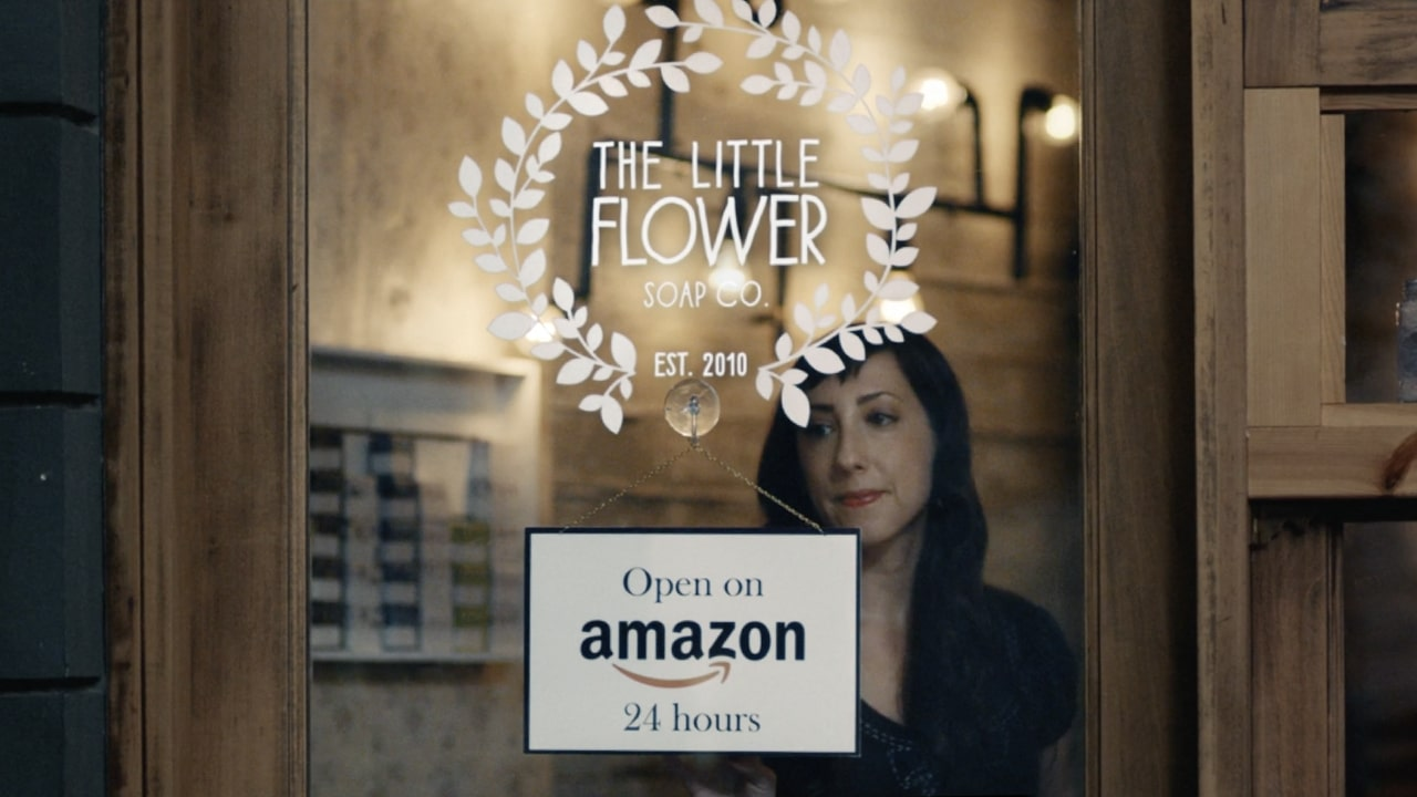 Amazon Storefronts - Small Businesses