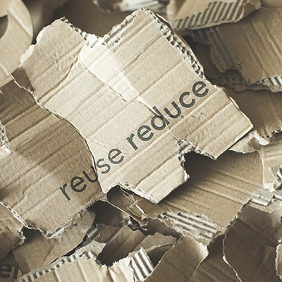 Recycled Frustration Free Packaging