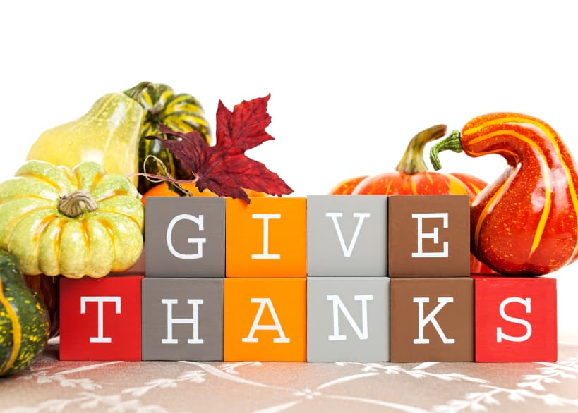 Remembering to be Grateful