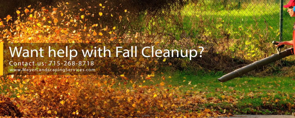 fall cleanup services Amery Wisconsin