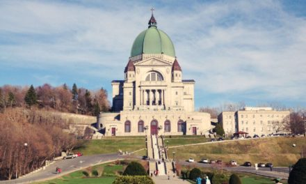 St. Joseph's Oratory and The Miracle Man of Montreal