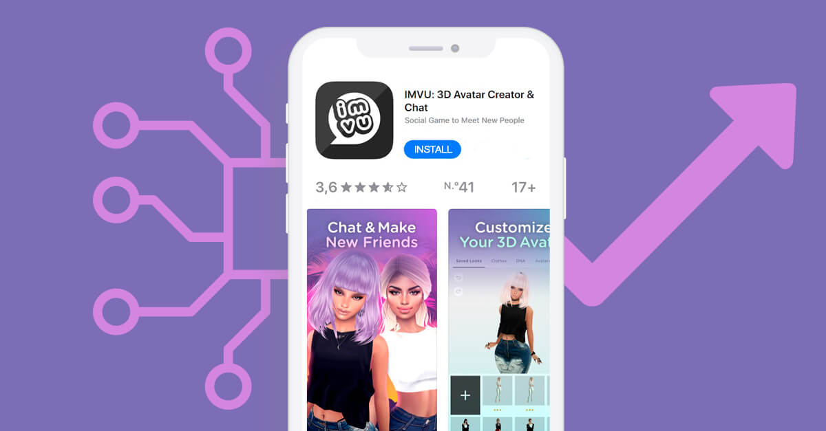 How IMVU Uses Machine Learning to Scale Mobile User
