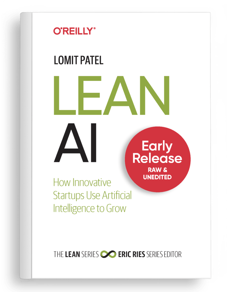 LEAN AI - How Innovative Startups Use Artificial Intelligence to Grow