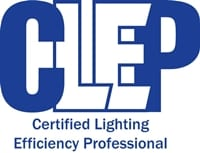 Certified Lighting Efficiency Professional Logo - Enpowered Solutions