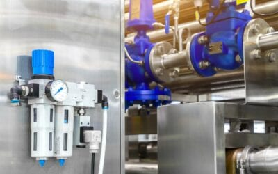 Improve the Efficiency of Your Compressed Air System