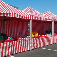 Carnival Game Booths