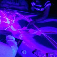 Blacklight Texas Hold 'em