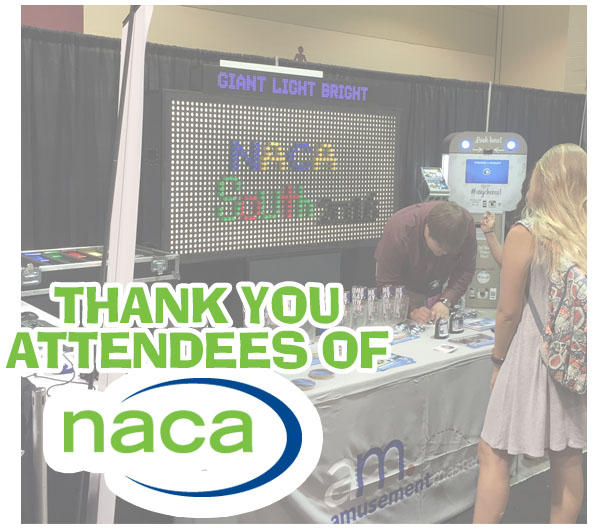 Amusement Masters at NACA