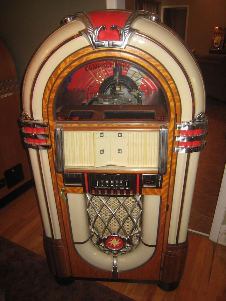 Amusement Masters Jukebox 1