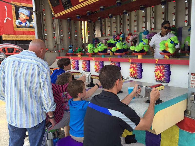 Amusement Masters Family Day